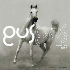 Gus Gus Arabian Horse vinyl LP NEW sealed