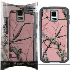Body Glove Samsung Galaxy S5 Realtree Rise AP Pink Case Cover, 9426601