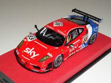 1/43 BBR Ferrari F430 GT CR Scuderia Spa 2008 #55
