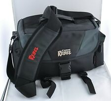 Canon Rebel Gadget Bag for EOS Digital DSLR T6i T5i T4i T3i T2i T1i 5D 60D 70D