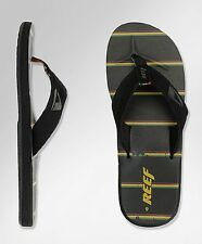 Tongs Reef HT Prints Rasta Slaps Men's Flip Flop US 7 / EU 39.5
