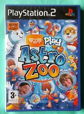 EYETOY PLAY ASTRO ZOO PS2 SOLUS GAME brand new & SONY sealed UK ORIGINAL !