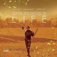 DIANA KETLER - SONGS AND DANCES OF LIFE  CD NEU BARTOK/SCHUBERT/MARTINU/+