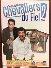DVD / TOUTE LA TELE DES CHEVALIERS DU FIEL 2 / NEUF SOUS CELLO