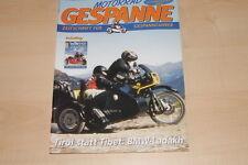 71539) BMW R 1150 R Stern - R 80 GS Sahib - Motorrad Gespanne 12/2003