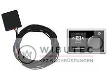Aufrüstsatz von Zuheizer auf Standheizung für VW Touran - mit Multi Control Uhr
