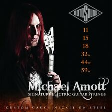 Rotosound Michael Amott Elec Guitar strings Signature set 11-59  mas11
