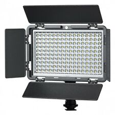 Vibesta verata 160 LED luz diurna on Camera cabeza luz 5600k DSLR 160 LEDs