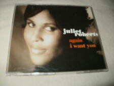 JULIET ROBERTS - AGAIN / I WANT YOU - DANCE CD SINGLE