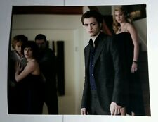 TWILIGHT EDWARD CULLEN ALICE JASPER ROSALIE EMMETT KELLAN LUTZ 8X10 PHOTO POSTER