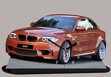 BMW M1 -10, Reloj en modela miniatura,