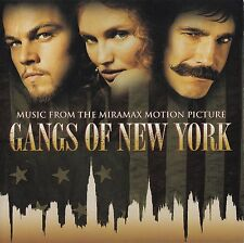Gangs Of New York Original Soundtrack **Australian CD** - U2, Peter Gabriel