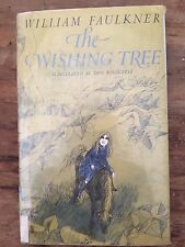 The Wishing Tree by William Faulkner 1stEd 1964 Illustrated by D. Bolognese NICE