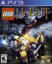 LEGO THE HOBBIT PS3 NEW! BATTLE ORCS AND TROLLS, LOST KINGDOM, GOBLIN, EPIC