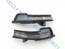 Pair front Door Mirror Turn Signal Lamp Light For FORD MUSTANG 2015