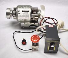 WATCHMAKERS LATHE DC MOTOR AND CONTROLLER KIT