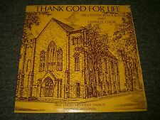 Thank God For Life~Dr. J. Ellsworth Kalas and Chancel Choir~Madison, WI~Xian