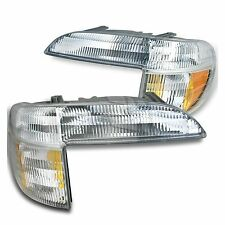 COUNTRY COACH ALLURE 2003 2004 PAIR TURN SIGNALS CORNER LIGHTS LAMPS RV SET