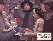 JEAN PAREDES  VIOLETTE NOZIERE 1978 PHOTO D'EXPLOITATION VINTAGE #5