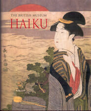 David Cobb, Haiku, Japan Dichtkunst Poesie m. Ill. The British Museum Press 2005