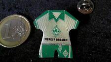 Trikot Pin mit Hose Werder Bremen alt und selten - rar Logo 90er Jahre