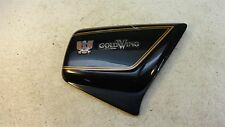 1982 Honda GL1100 Goldwing GL 1100 H945-4. right side cover with emblems badges