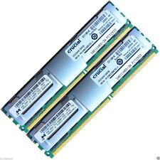 8 GB 2 X 4 Gb Ddr2 667 Mhz Pc2-5300 Memoria RAM upgrade Proliant Ml350 G5, Ml370 G5