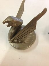 VINTAGE 1928 CHEVROLET GRIFFIN HOOD ORNAMENT RADIATOR CAP.  NICE!