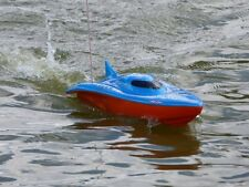 """16"""" Double Horse Radio Remote Control Racing Speed Boat 7002 Kids Model Fun Toy"""