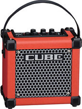 Roland M-CUBE-GX RED Compact/ Portable Guitar Amp
