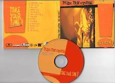 """RUDE BOY SYSTEM """"Take Your Time"""" (CD Digipack) 2002"""