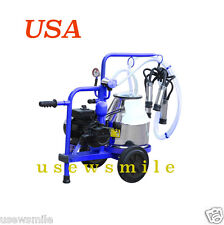 Milking Cows Milking Machine Vacuum Pump Electric Stainless Steel 304L +EXTRAS