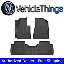 Husky Liners Weatherbeater Floor Mats for 2014-2016 Kia Soul