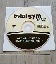 New Total Gym BASIC with Ab Crunch