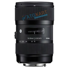 *New* Sigma AF 18-35mm f/1.8 DC HSM (Art) for Canon Lens Brand