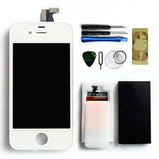 Replacement LCD Touch Screen Digitizer Front Panel Assembly for iPhone 4S White