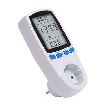 Stromkontrolle Wattmeter Energiekosten Messgerät Energiemesser Strompreismesser