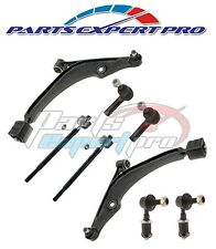 1995-2002 SUZUKI ESTEEM CONTROL ARMS TIE RODS END SET & SWAY BAR LINK KIT BALENO