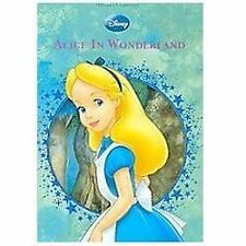 Disney: Alice in Wonderland (Disney Diecut Classics), Parragon Books, Good Book