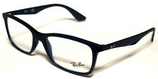 RAY BAN 7047 54 5450 SATIN BLUE OCCHIALE VISTA EYEWEAR BRILLE BLU SATINATO STAR