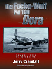 FOCKE-WULF FW 190 DORA VOLUME TWO SIGNED LEATHERBOUND