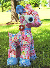 Dawn - Sewing Craft PATTERN - Soft Toy Deer Bambi Fawn