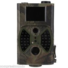 HC300A 12MP Scouting Hunting Camera HD Digital Infrared Trail Camera IR LED
