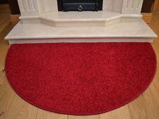Half Semi Circle Moon Moons Circles Red Rugs Rug Carpet Carpets Mat Mats Cheap