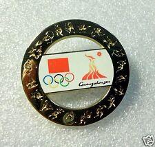 2010 GUANGZHOU 16th ASIAN GAMES CHINA OLYMPIC NOC PIN RARE