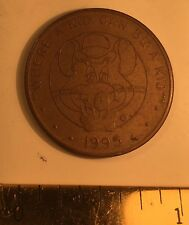 1995 CHUCKY CHEESE WHERE A KID CAN BE A KID TOKEN OR COIN EXONUMIA FREE SHIPPING