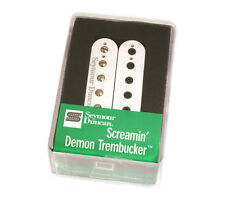 11103-80-W Seymour Duncan Screamin' Demon Tremucker White Pickup TB-12