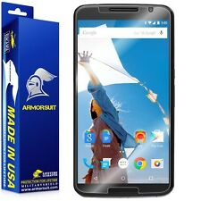 ArmorSuit MilitaryShield Google Nexus 6 Screen Protector Case-Friendly