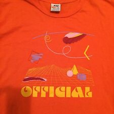 Limited Issued Nike 1981 Cascade Run Off T Shirt XL VTG Reproduction