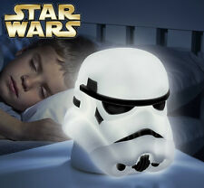 DISNEY STAR WARS STORMTROOPER GO GLOW BUDDY NIGHT LIGHT AND TORCH 2 IN 1
